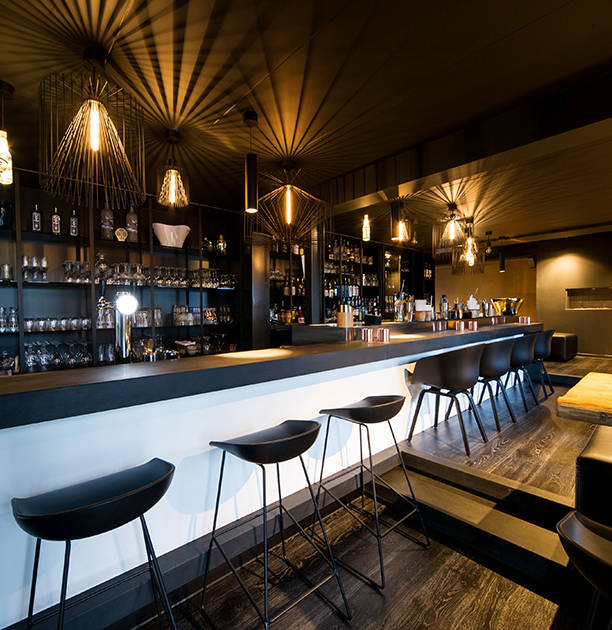 Ambient Restaurant Lighting Project Barba